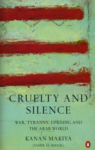 9780140235623: Cruelty and Silence