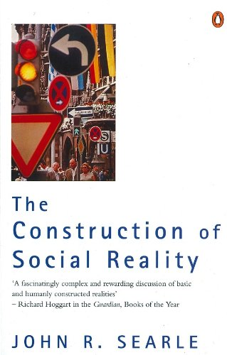 9780140235906: Construction of Social Reality
