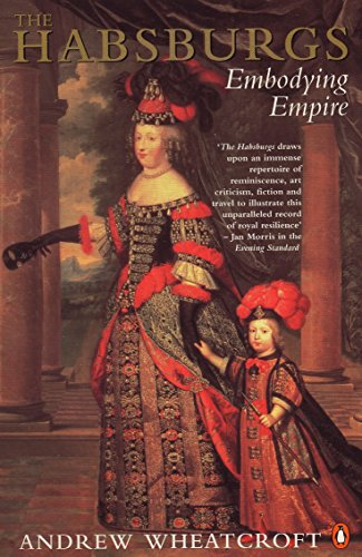 9780140236347: The Habsburgs: Embodying Empire
