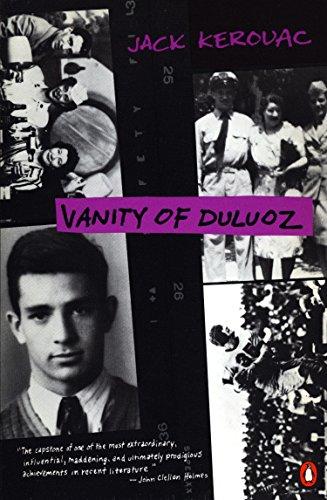 9780140236392: Vanity of Duluoz: An Adventurous Education, 1935-46