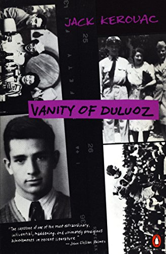 9780140236392: Vanity of Duluoz: An Adventurous Education, 1935-46