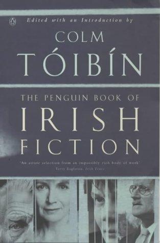 9780140236507: The Penguin Book of Irish Fiction