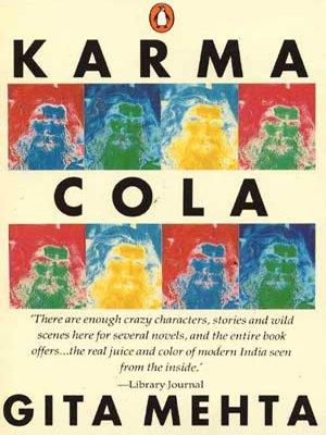 9780140236835: Karma Cola : Marketing the Mystic East