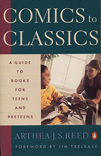 9780140237122: Comics to Classics: A Guide to Books for Teens and Preteens