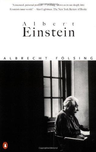 9780140237191: Albert Einstein: A Biography