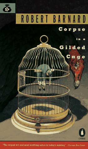 9780140237887: Corpse in a Gilded Cage (Crime, Penguin)