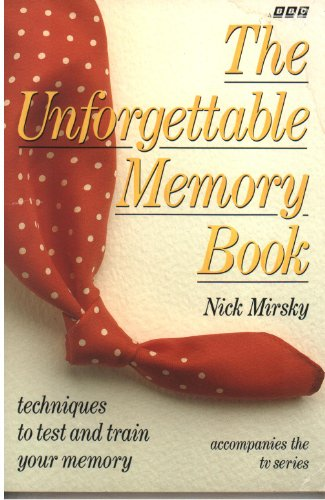 9780140238297: The Unforgettable Memory Book
