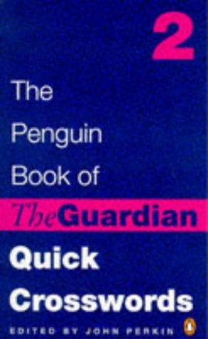 9780140238488: Penguin Bk Guardian Quick Cross2 (Penguin Crosswords) (Bk. 2)