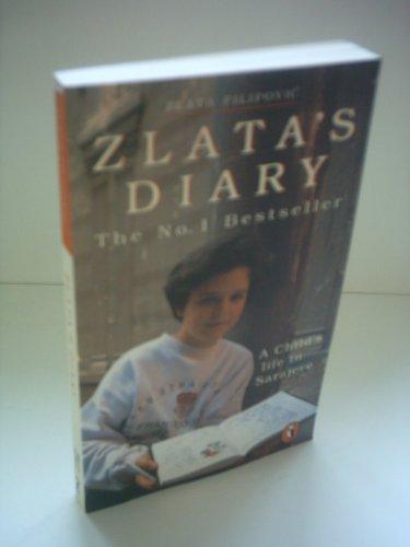 9780140240092: Zlata's Diary