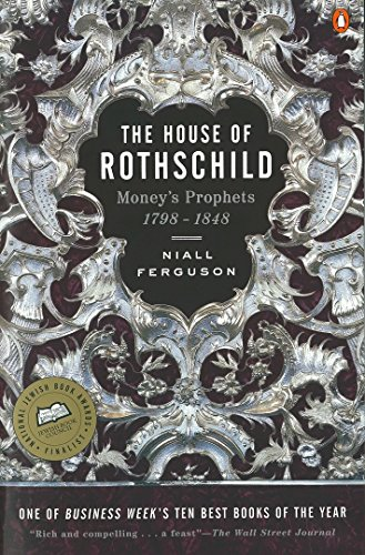 9780140240849: The House of Rothschild