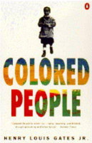 9780140240955: Colored People: A Memoir