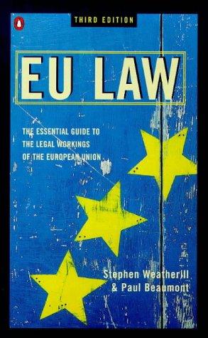 9780140241136: EU Law