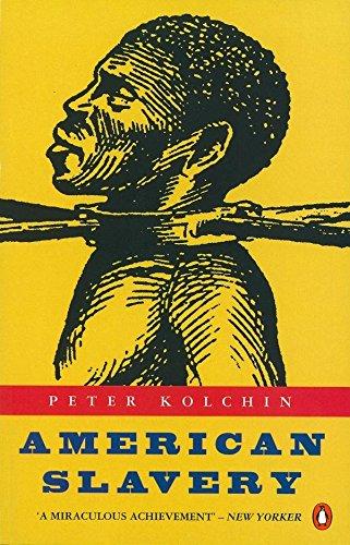 9780140241501: American Slavery: 1619-1877