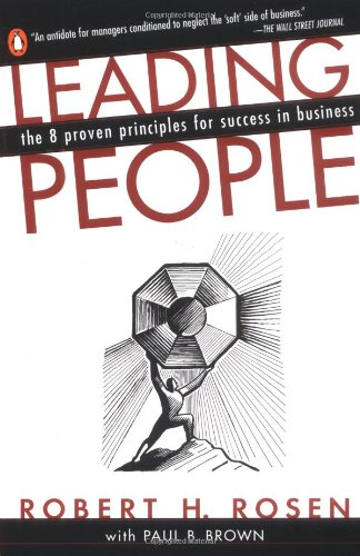 9780140242720: Leading People: The 8 Proven Principles for Success in Business