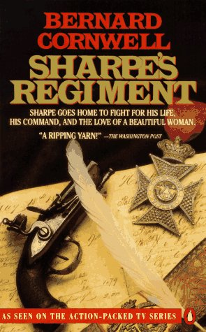 9780140243062: Sharpe's Regiment (Richard Sharpe's Adventure Series #17)