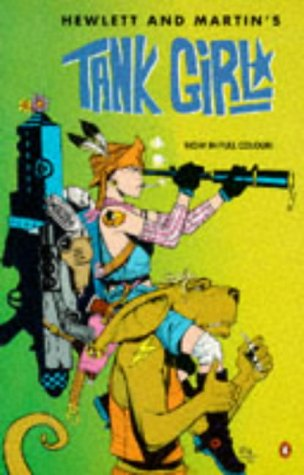 9780140243147: Tank Girl