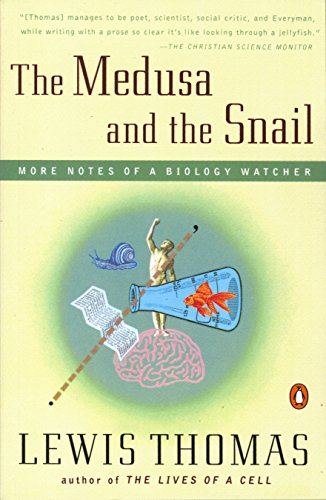 9780140243192: The Medusa and the Snail: More Notes of a Biology Watcher