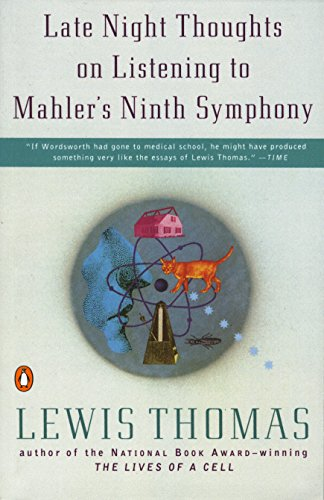 9780140243284: Late Night Thoughts on Listening to Mahler's Ninth Symphony