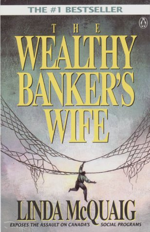 9780140243291: The Wealthy Banker's Wife