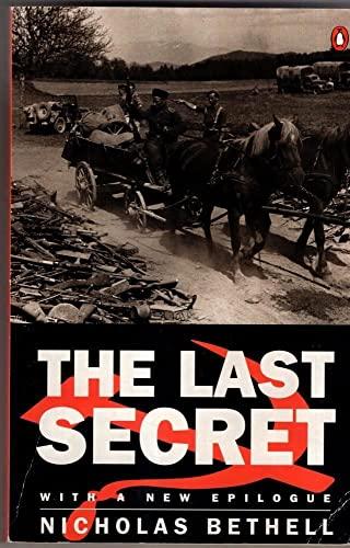 9780140243444: The Last Secret