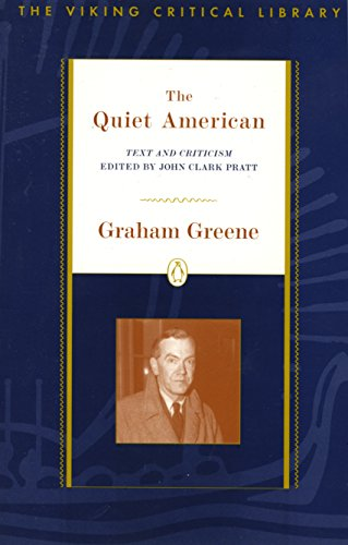 9780140243505: The Quiet American (Critical Library, Viking)