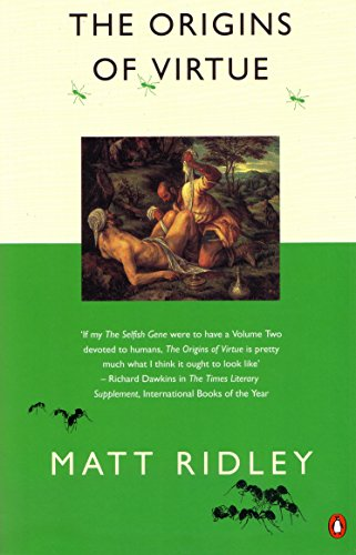 9780140244045: Origins of Virtue (Penguin Press Science)