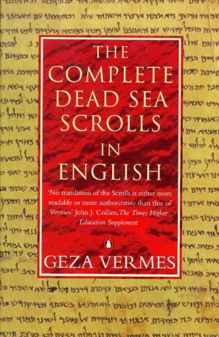 9780140245011: The Complete Dead Sea Scrolls in English