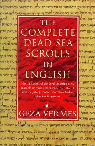 9780140245011: The Complete Dead Sea Scrolls in English