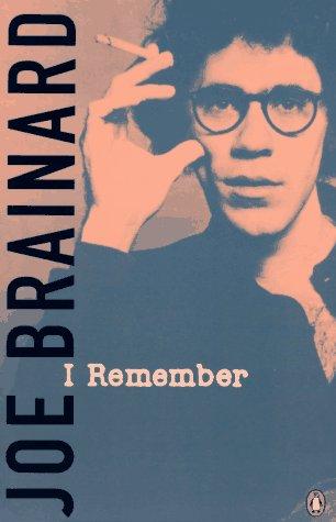 I Remember: Brainard, Joe