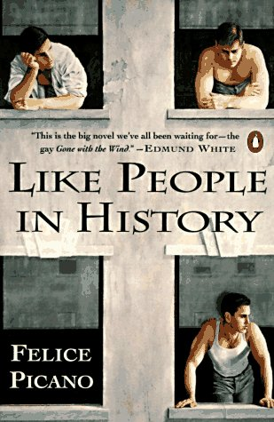 9780140245257: Like People in History: A Gay American Epic