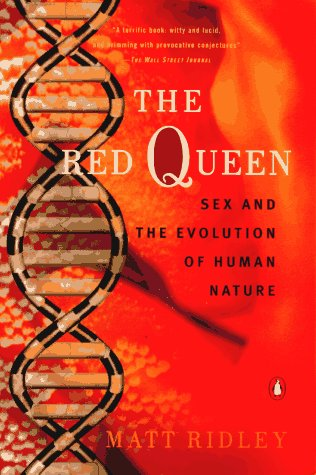 9780140245486: The Red Queen: Sex and the Evolution of Human Nature