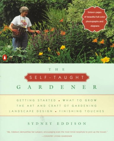 9780140245554: The Self-Taught Gardener