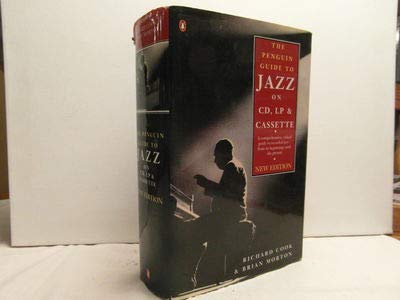 9780140245578: The Penguin Guide to Jazz on CD, LP and Cassette