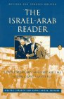 9780140245622: The Israel-Arab Reader: A Documentary History of the Middle East Conflict, Revised Edition