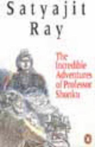 9780140245929: The Incredible Adventures of Professor Shonku