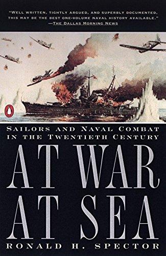 At War at Sea : Sailors and: Spector, Ronald H.