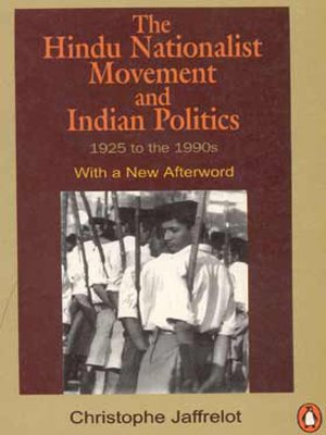9780140246025: Hindu Nationalist Movement and Indian Politics, 1925 to the 1990's