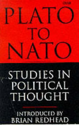 9780140246773: Plato to NATO: Studies in Political Thought (BBC)