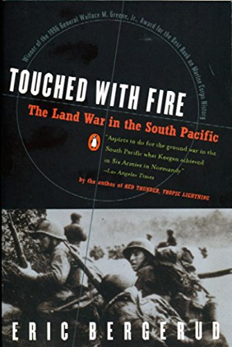 9780140246964: Touched with Fire: The Land War in the South Pacific