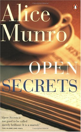 9780140247305: [Open Secrets: Stories] (By: Alice Munro) [published: November, 1995]