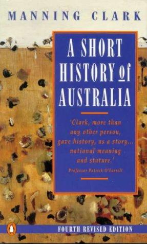 9780140247473: A Short History of Australia