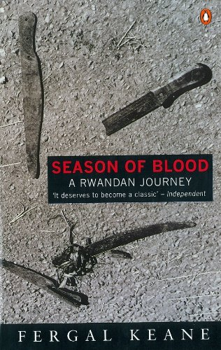 9780140247602: Season of Blood: A Rwandan Journey