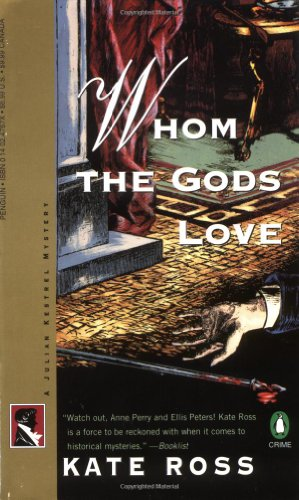 9780140247671: Whom the Gods Love (Julian Kestrel Mystery)