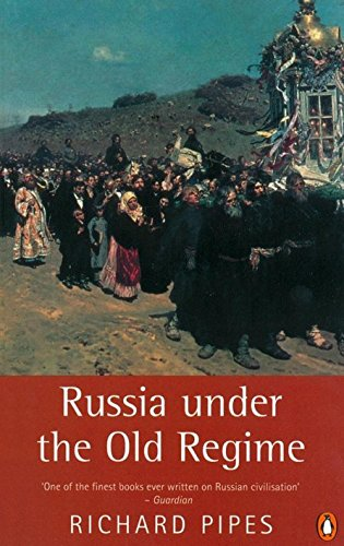 9780140247688: Russia under the Old Regime: Second Edition (Penguin History)