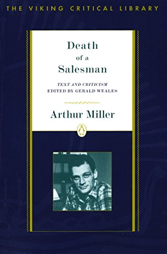 9780140247732: Death of a Salesman, Text and Criticism (The Viking critical library)