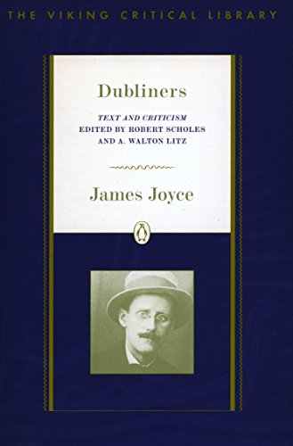 9780140247749: Dubliners (The Viking critical library)