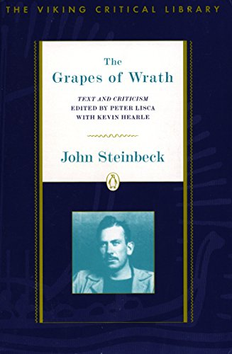 9780140247756: The Grapes of Wrath: Text and Criticism