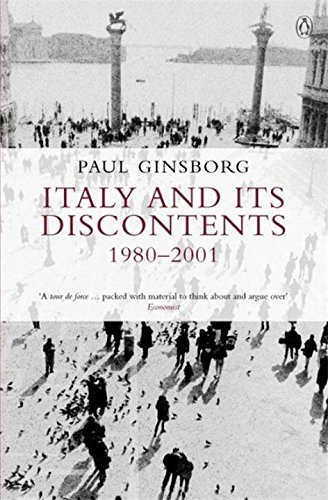 9780140247947: Italy and its Discontents 1980-2001: Family, Civil Society, State