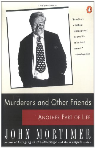 9780140248005: Murderers and Other Friends: Another Part of Life