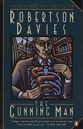 9780140248302: The Cunning Man: A Novel